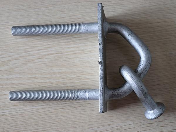 三角U型螺栓