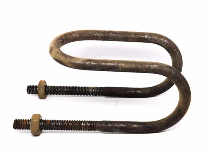 双U型螺栓