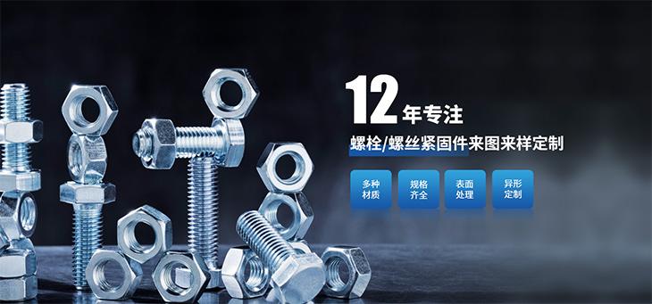 邯郸市晨正紧固件制造有限公司官网正式开通!